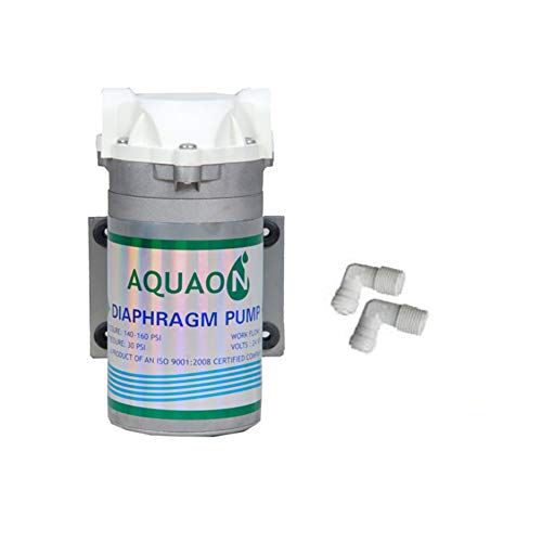 Aqua On 100 GPD RO Booster Pump for All Types of Water Purifiers