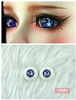 16mm Resin Eyes for BJD SD MSD DOD AOD MK OK RD Doll Dollfie Handmade H12