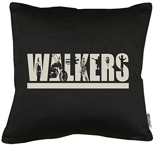TShirt-People Walking Walkers - Cojín con Relleno (40 x 40 cm)