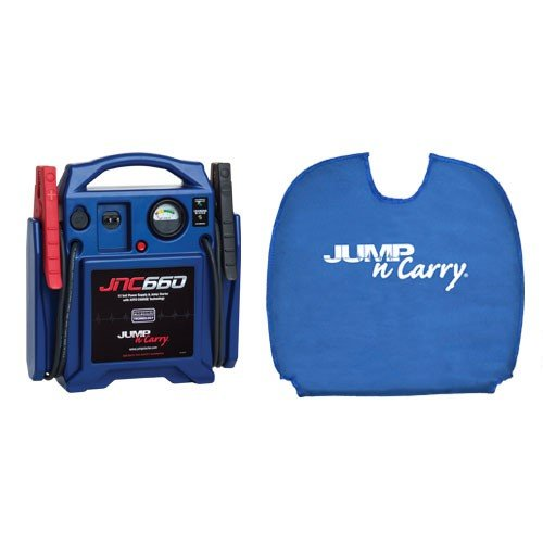 Why Should You Buy Jump-N-Carry JNC660 1700 Peak Amp 12-Volt Jump Starter with Bag
