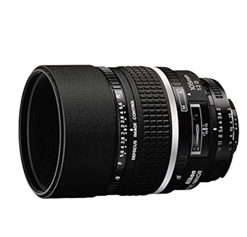 Nikon AF FX DC-NIKKOR 105mm f/2D Telephoto Lens