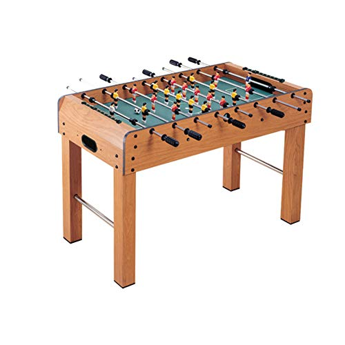 %23 OFF! softneco Tabletop Soccer Game for Home Party Family Night,Easily Assemble Football Table wi...