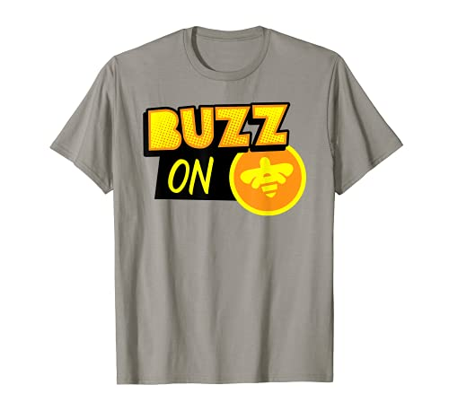 Miraculous Collection Queen Bee Buzz On T-Shirt