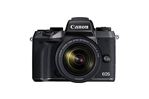 Canon EOS M5 Mirrorless Camera Kit EF-M 18-150mm f/3.5-6.3 IS covid 19 (Canon Camera Owners Manual coronavirus)