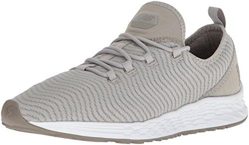 New Balance Men's Fresh Foam Arishi Sport V1 Running Shoe, Grey, 9.5 4E US