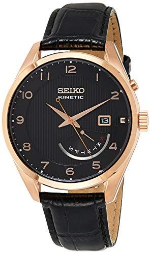SEIKO Kinetic Herren Armbanduhr SRN054P1