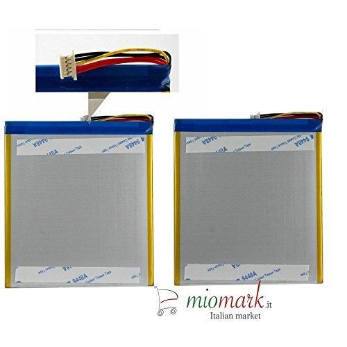 MEDIACOM BATTERIA ORIGINALE PER TABLET MEDIACOM W801 M-WPW801 - SPED. TRACCIATA