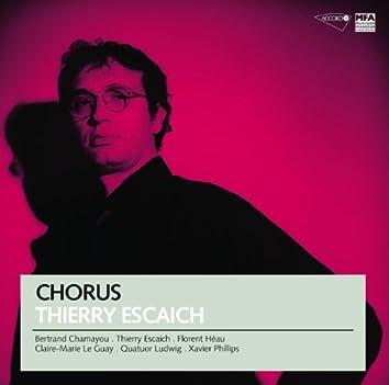 Escaich: Chorus (musique de chambre)
