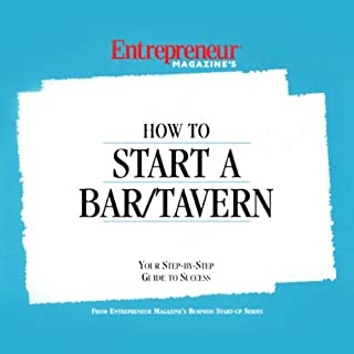 How to Start a Bar/Tavern audiobook cover art