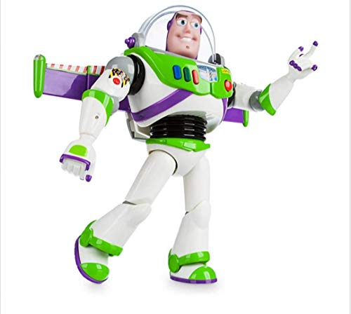 Disney Toy Story Power Up Buzz Lightyear Talking Action Figure by Disney