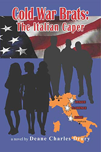 Cold War Brats: The Italian Caper (English Edition)