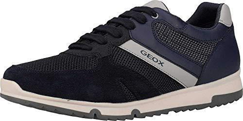 GEOX - Zapatos GEOX U023XC Caballero Navy - 40