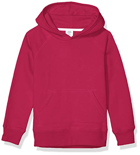 Amazon Essentials Pullover Sweatshirt fashion-hoodies, dunkelrosa, Medium