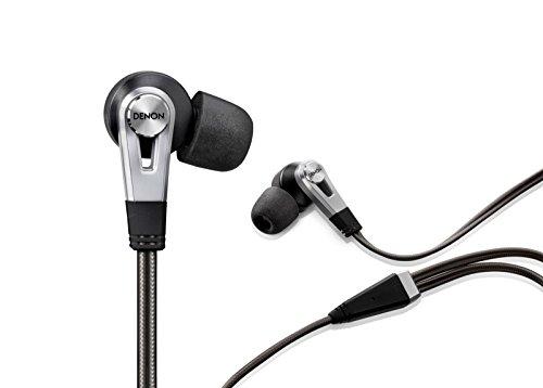 Denon AH-C820 - Auriculares intrauditivos, color negro