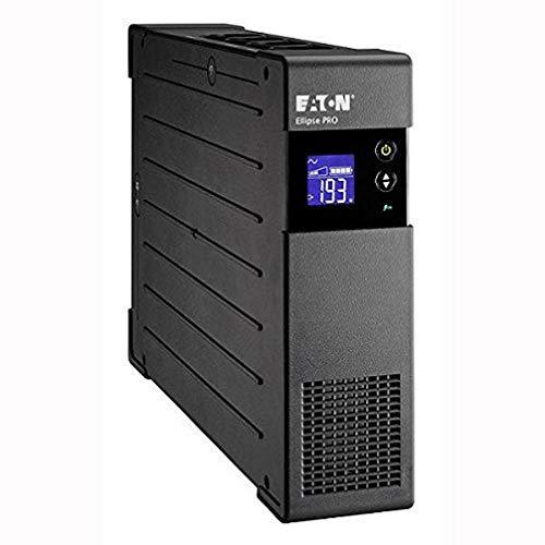 Eaton - Onduleur Ellipse PRO 1600 FR - Line interactive UPS - ELP1600FR - 1600VA (8 prises FR) - Régulation tension (AVR)