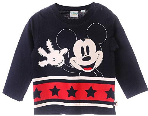 Pullover Mickey Mouse Longsleeve Disney Longsleve Pulli 68 74 80 86 Baby Pulli (12 Monate)