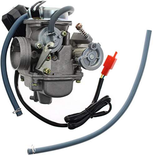 AUTOKAY GY6 150 cc Carburetor Carb Scooter Go Kart Howhit Go Cart 26mm 4 stroke 150cc