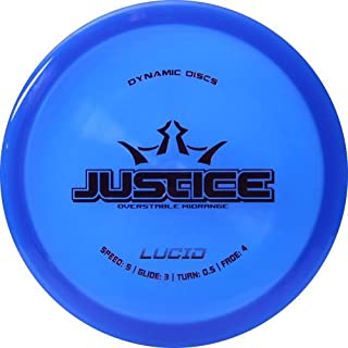 justice dynamic discs