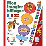 Imagier bilingue - 1000 mots français-espagnol