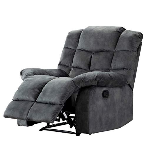 Z-Color Sillón reclinable reclinable reclinable Sofa RECLING Sofa Sofa Completo Completo con CABURSO ESPLEADO Y PRESUPUESTO Adecuado para LA SUICION, Dormitorio Y Teatro HABITA