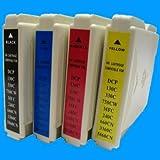 10x kompatible Druckerpatronen für Brother LC...