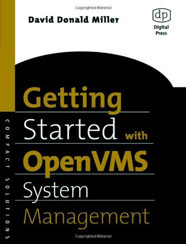 Getting Started with OpenVMS System Management (HP Technologies) (English Edition)