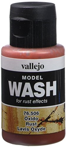"""acrylicos Vallejo (35ml\""""Rost Modell\"""" Wash Paint"""