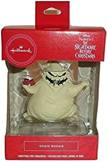 2019 Disney Hallmark Nightmare Before Christmas Oogie Boogie Ornament