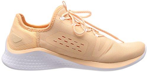 Asics Fuzetora, Zapatillas de Running Mujer, Naranja (Apricot Ice/Apricot Ice/White 9595), 38 EU