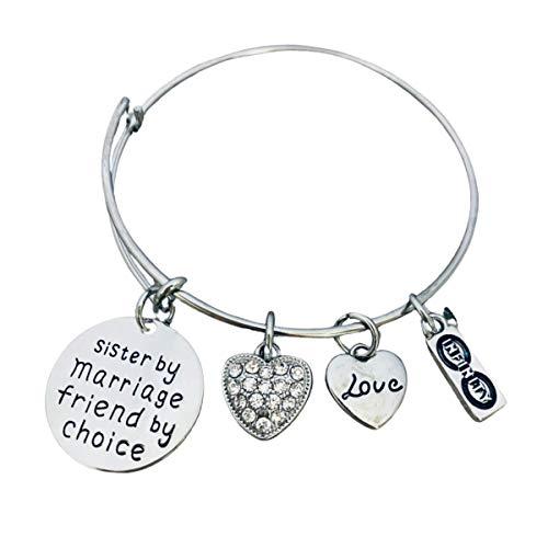 Sister-in-Law Bracelet, Sister in Law Gifts, Sister in Law Jewelry