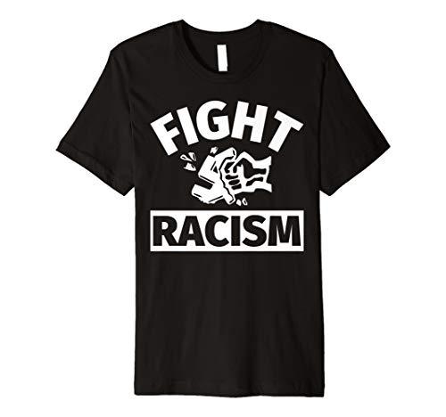 Anti-Rassismus T-Shirt Antirassismus T-Shirt Gegen Nazis