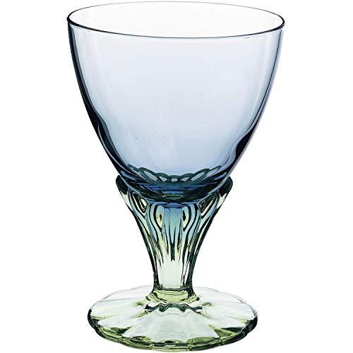 Postre cuenco Vidrio Material:, resistente Full Mass color cristal para retención de color Perfecto para servir postres, helados y sorbetes Solo lavado a mano
