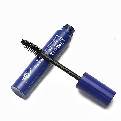 ARTIFUN Thicken Roll Warped Eyelash Cream Rimel Impermeable de Larga Duración Máscaras de Ojos Negro