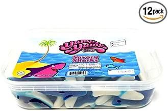 Yumy Yumy Savory Sharks Tubs 12 Oz. (12 Pack)