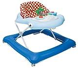 Bieco 19004403 Lauflernhilfe Meerestier, Babywalker auf Rädern und mit abnehmbarer Sitz, Walker zum...