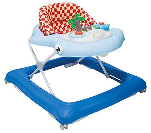 Bieco 19004403 - Tacatá infantil ruedas asiento extraíble