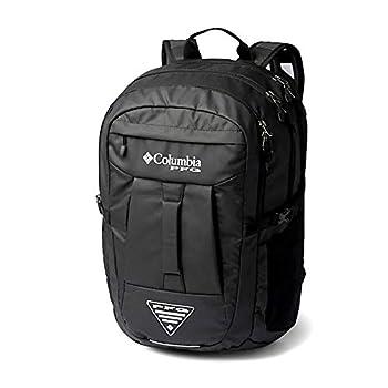 Columbia Triad Daypack PFG Laptop Backpack Bag  Black
