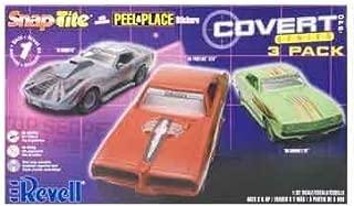 Revell 1:32 3 Pack Cars