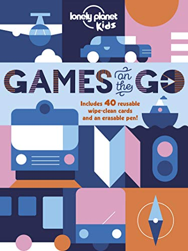 Games on the Go (Lonely Planet Kids) [Idioma Inglés]
