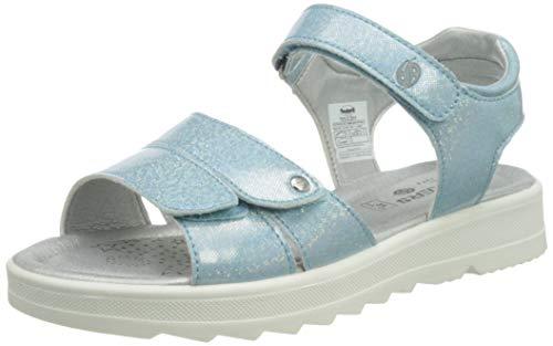 Dockers by Gerli Girl Fashion Sandal Slipper, hellblau, 33 EU