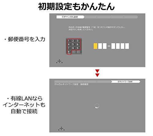 『パナソニック 1TB 2チューナー ブルーレイレコーダー DIGA DMR-2W100 おうちクラウド 4Kアップコンバート対応』のトップ画像