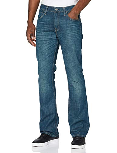 Levi's Herren 527 Slim Boot Cut Jeans, Explorer, 33W / 34L