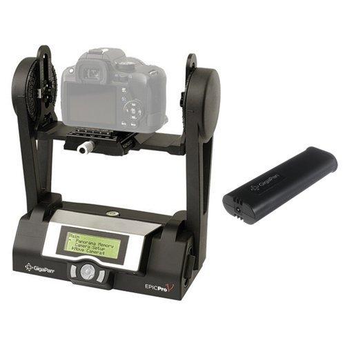 GigaPan Robotic Camera Additional Battery