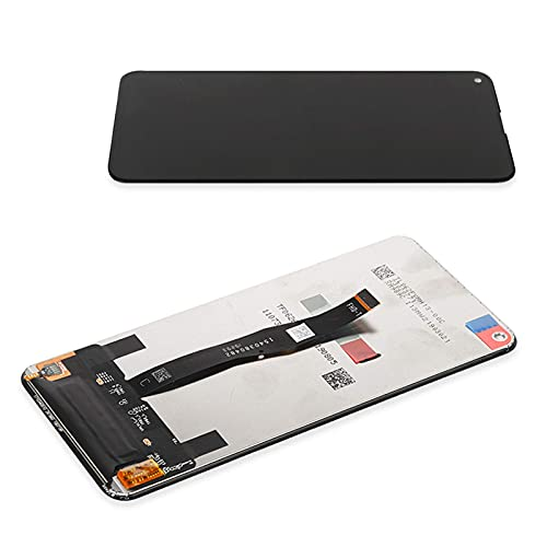 DDBAKT Compatible con Huawei Honor 20 Pro YAL-AL10, L41 Pantalla LCD de repuesto para pantalla LCD LCD digitalizador (color verde