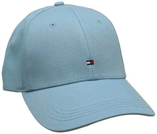 Tommy Hilfiger Herren BB Baseball Cap, Blau (Milky Blue 402), One Size (Herstellergröße: OS)