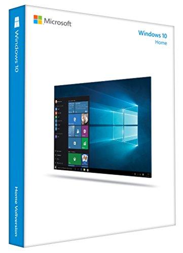 Windows 10 Home 32/64 Bit USB Flash Drive [import allemand]