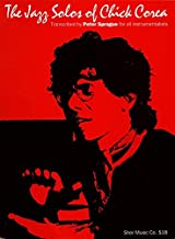The Jazz Solos of Chick Corea by Chick Corea (2005-06-01)