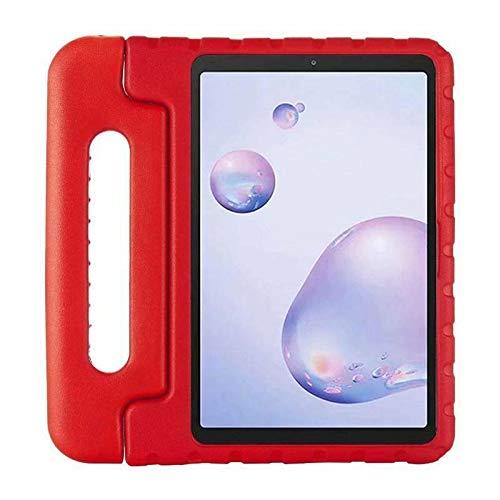 Hülle für Samsung Galaxy tab A 8.4 (2020) - 8.4 Zoll - Superleicht Eva Kids Shock Proof Cover StoÃ?fest Kindgerechte Schutzhülle - Eva Kids Cover - Rot