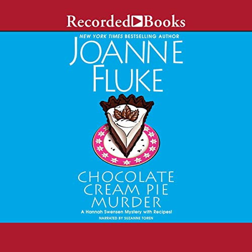 Chocolate Cream Pie Murder cover art