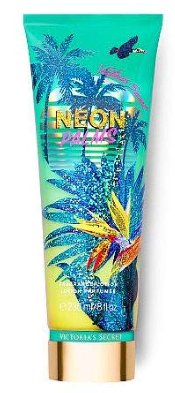 バインドラインおばさんVictoria's Secret(ヴィクトリアシークレット) Tropic Dreams Fragrance Lotions NEON PALMS [並行輸入品]